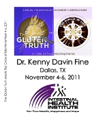 """The Gluten Truth meets The Circle of Life"" Conference DVD"